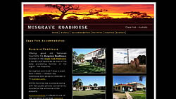 Musgrave Roadhouse - Cape York Accommodation