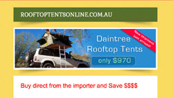 Daintree Rooftop Tents
