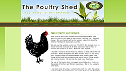 The Poultry Shed
