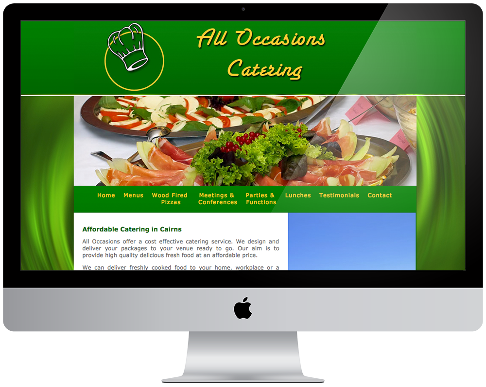 All Occasions Catering - Cairns Affordable Cateringå