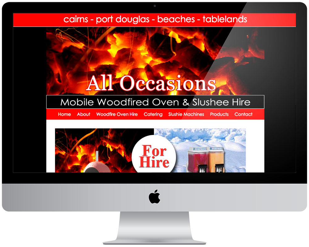All Occasions Mobile Catering - Mobile Oven Hire