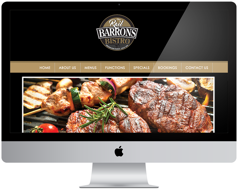 Barrons Bistro - Cairns Dining