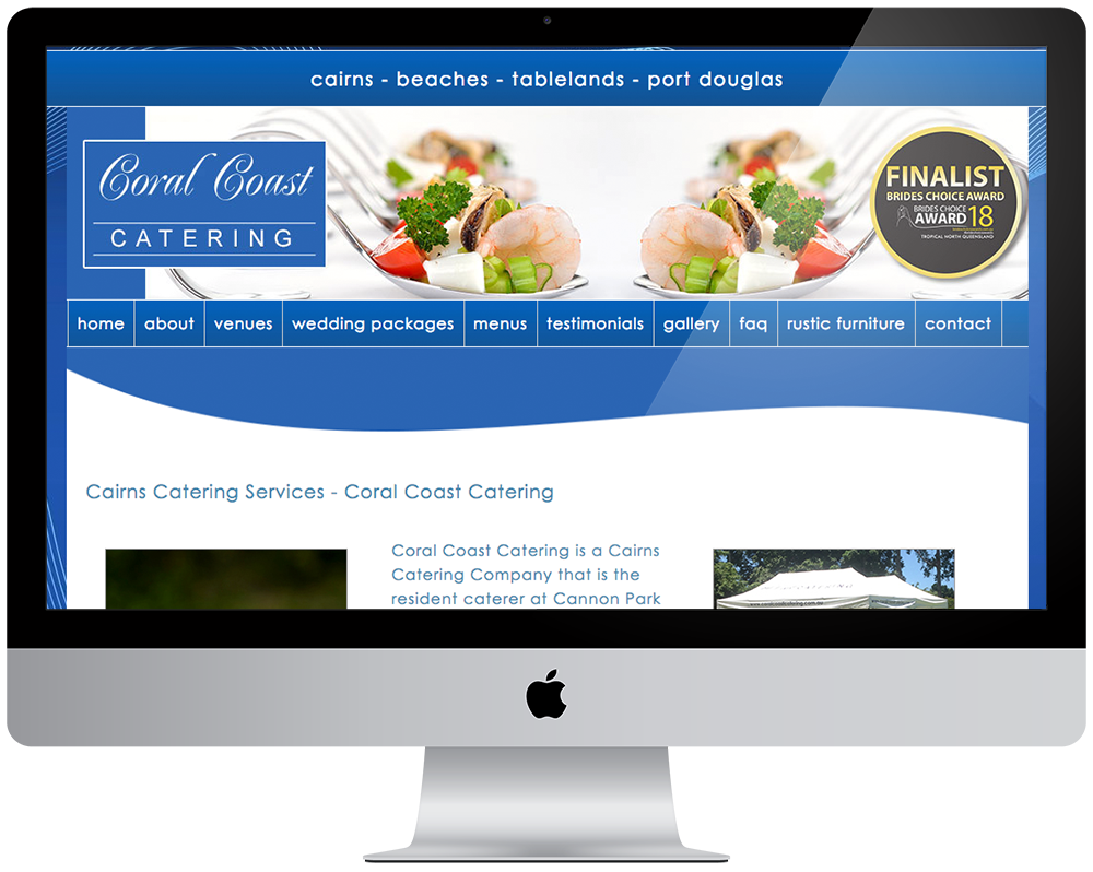 Coral Coast Catering - Cairns Catering