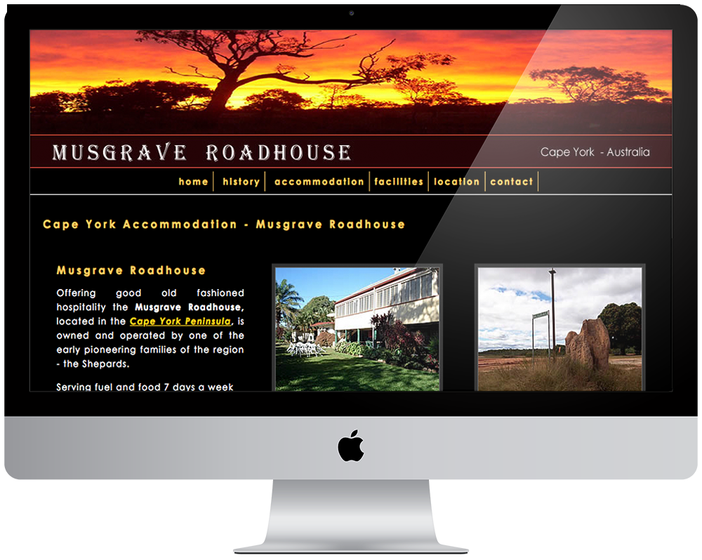 Musgrave Roadhouse - Musgrave Accommodation