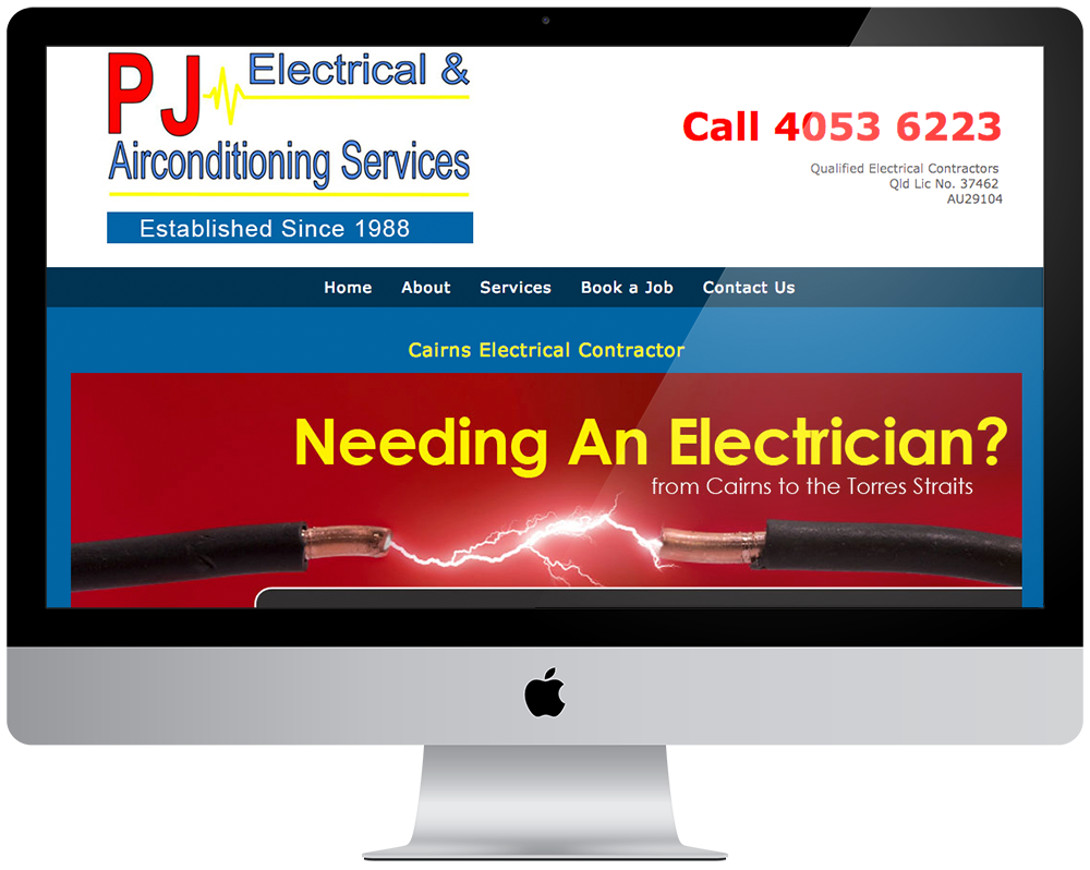 PJ Electrical Services - Cairns Electrician