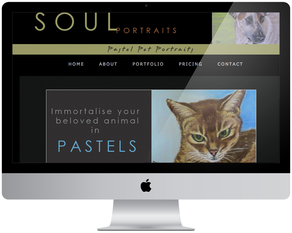 Soul Pet Portraits - Custom Pet Portraits